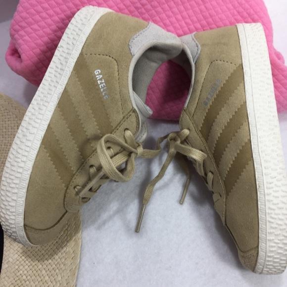 Le Adidas Gazzella Scarpe Cond Bambino 8 Eccellente Cond Scarpe Poshmark 884dc2